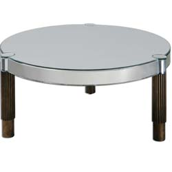Uttermost 24395 Eleni Mirrored Coffee Table