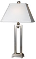 Uttermost 27800 Conrad Silver Table Lamp