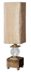Uttermost 29491-1 Ilaria Bronze Buffet Lamp