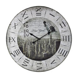 New York, New York Clock