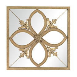 Albern Four Leaf Clover Mirror By