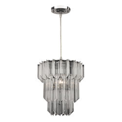 Ice Crystal Acrylic Pendant Lamp