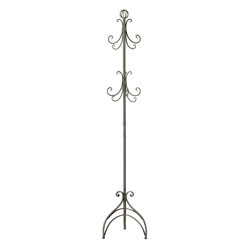 Coat Stand In Grey Finish