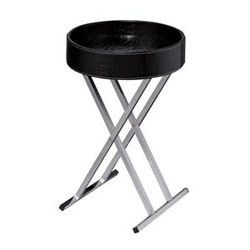 Felton Tray Table- Black