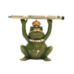 Superior Frog Gatekeeper Pen Holder
