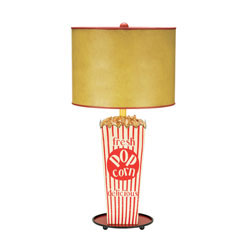 Movie Snack Tamp Lamp