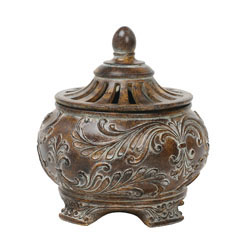 Fortress Lidded Bowl