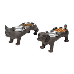 Set of 2 Perfect Pet Bowls
