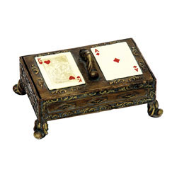 Deck of Cards Gameroom Card Holder