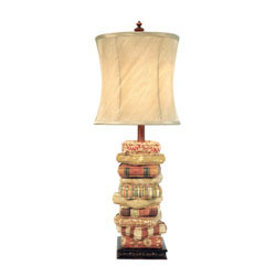 Have A Seat Table Lamp