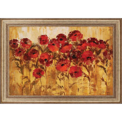 Sunshine Florals Wall Art