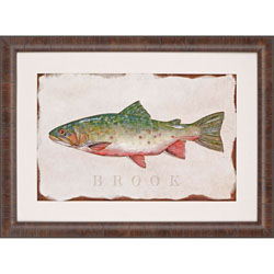 Brook Trout Wall Art