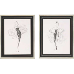Tiffany/Grace Pk/2 Wall Art