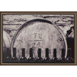 Wine Barrel Wall Art