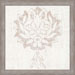 Weathered Damask IV Wall Art