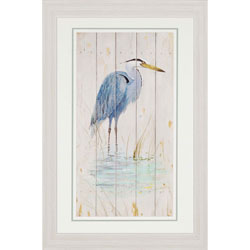 Blue Heron Wall Art