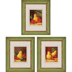 Pears Pk/3 Wall Art
