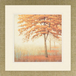 Autumn Trees I Wall Art