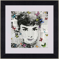 Audrey Wall Art