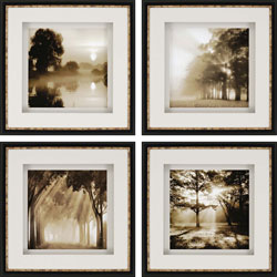 Reflections Pk/4 Wall Art