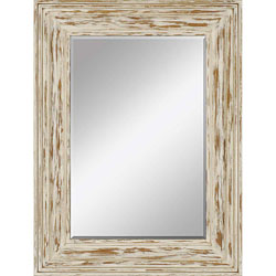 Distressed Bungalow Mirror