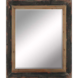 Rustic Chic Mirror