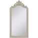 Whitewash Retreat Mirror