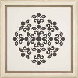 Natural Geometric II Wall Art