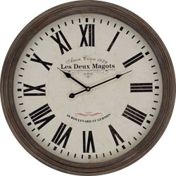 St. Germin Clock Wall Art