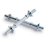 Threaded Dumbbell Handle (Sold Individually)