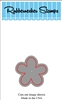 Small Flower Die Cut 5100-01D