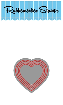 Heart Outline Stitch 5100-14D