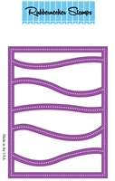 5148-05D frame w/ curves-pierce