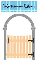 Gate and Arbor Die Cut 5166D