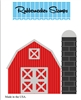 5201-01D Barn Die Cut