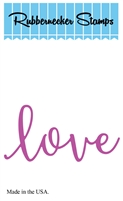 5205-03D Love #2 Die Cut