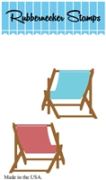 5212-01D Beach Chairs #2 Die Cut