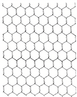 Chickenwire Background - 58-01