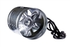 Hydro Crunch 240 CFM 6-inch Inline Duct Booster Fan