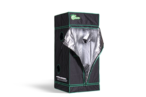 ... x 6 · Larger Photo  sc 1 st  Hydro Crunch & Hydro Crunch Grow Tent 2.5 ft. x 2.5 ft. x 6 ft.