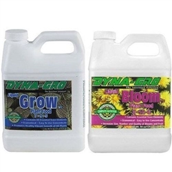 Dyna-Gro Liquid Grow & Liquid Bloom 8 Oz