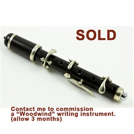 Woodwind Rollerball Pen