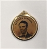 Lincoln Campaign Watch Fob