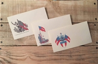 Confederate Stationery Set