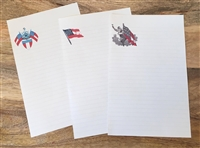 Confederate Lettersheet Set