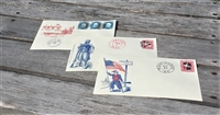 Suave Zouave Stationery Set