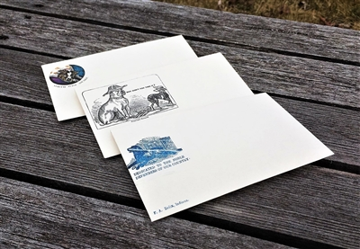 Mans Best Friend Stationery Set