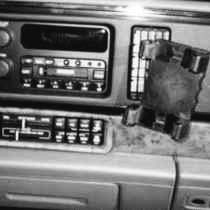 Panavise, In-Dash, Buick Le Sabre 1995