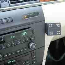 Panavise, In-Dash, Buick Allure (Can) 2005~2009, LaCrosse 2005~2009