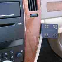 Panavise, In-Dash, Cadillac STS 2005~11